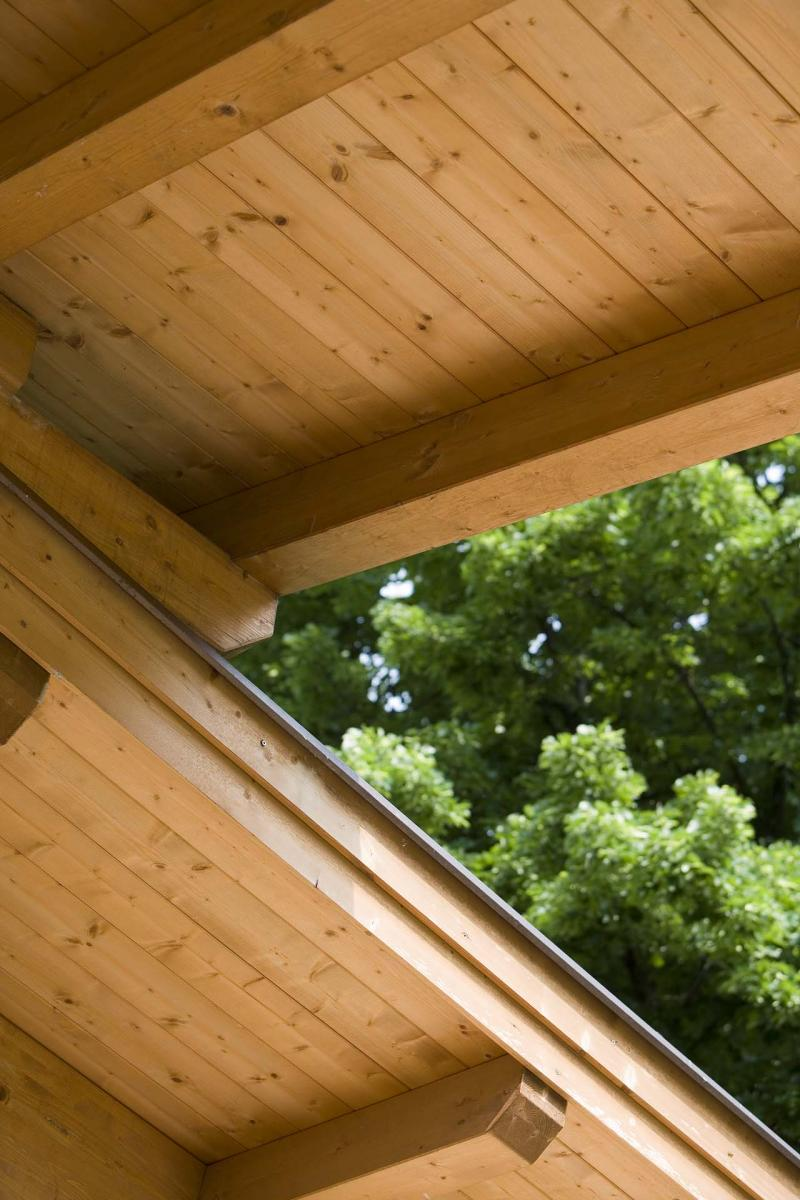 Esterni classici in legno
