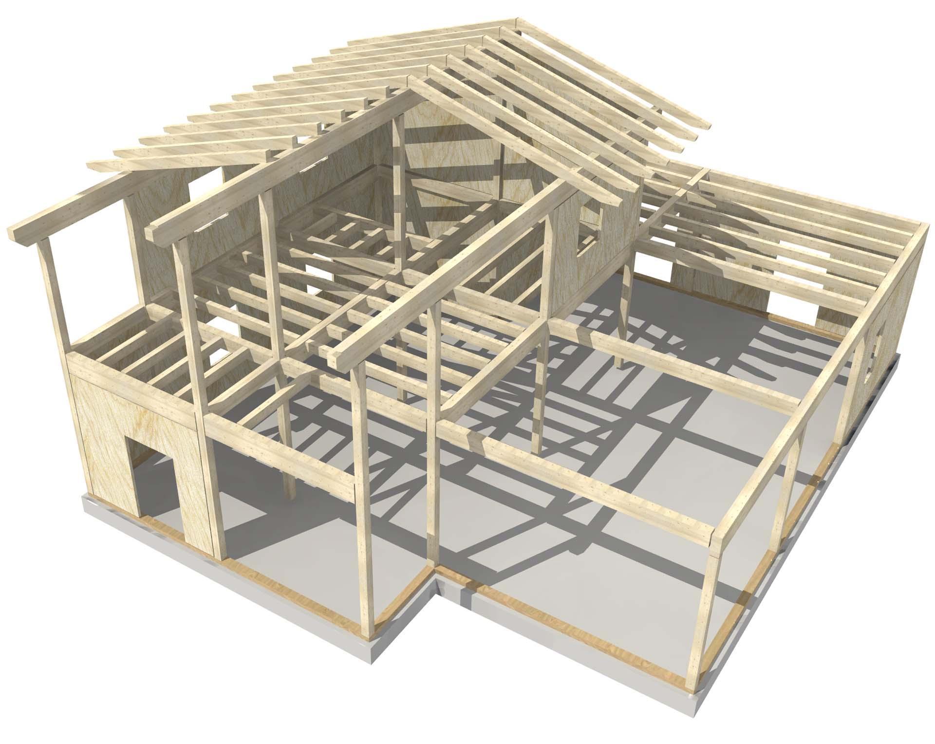 ILLE PLUS sistema costruttivo casa in legno