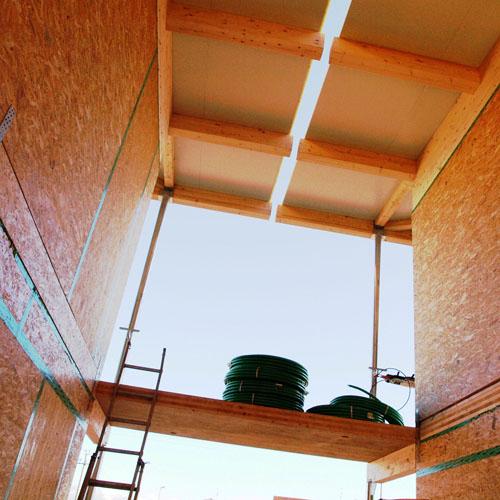 <b>Design e comfort case in legno ecosostenibili</b>