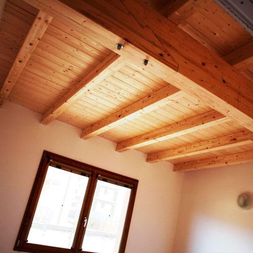 <b>ILLE Case in Legno, villa in legno stile classico</b>