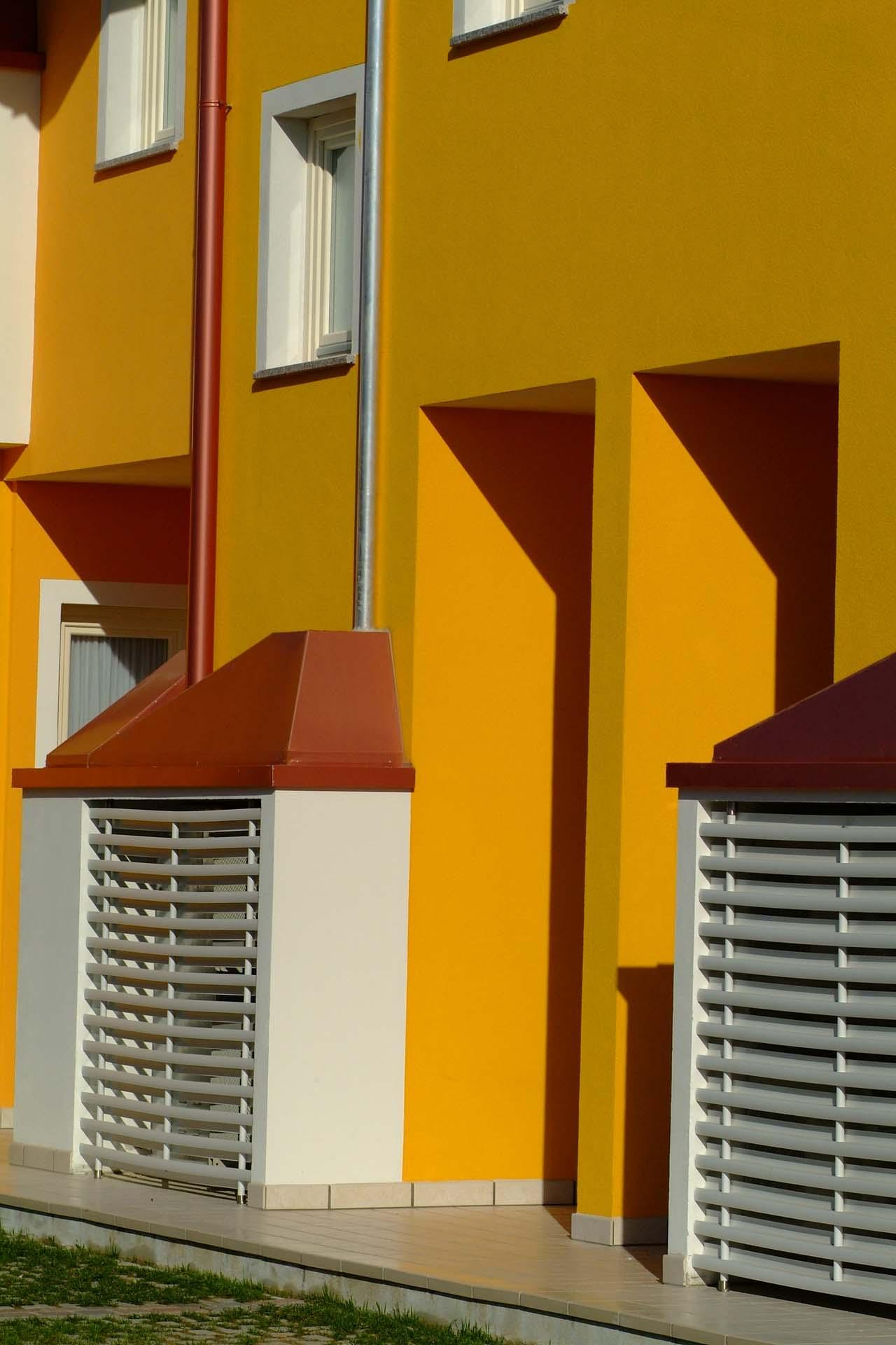 <b>Villaggio Cantiere Alta Velocità </b> Edifici di cantiere, residenziali e uffici