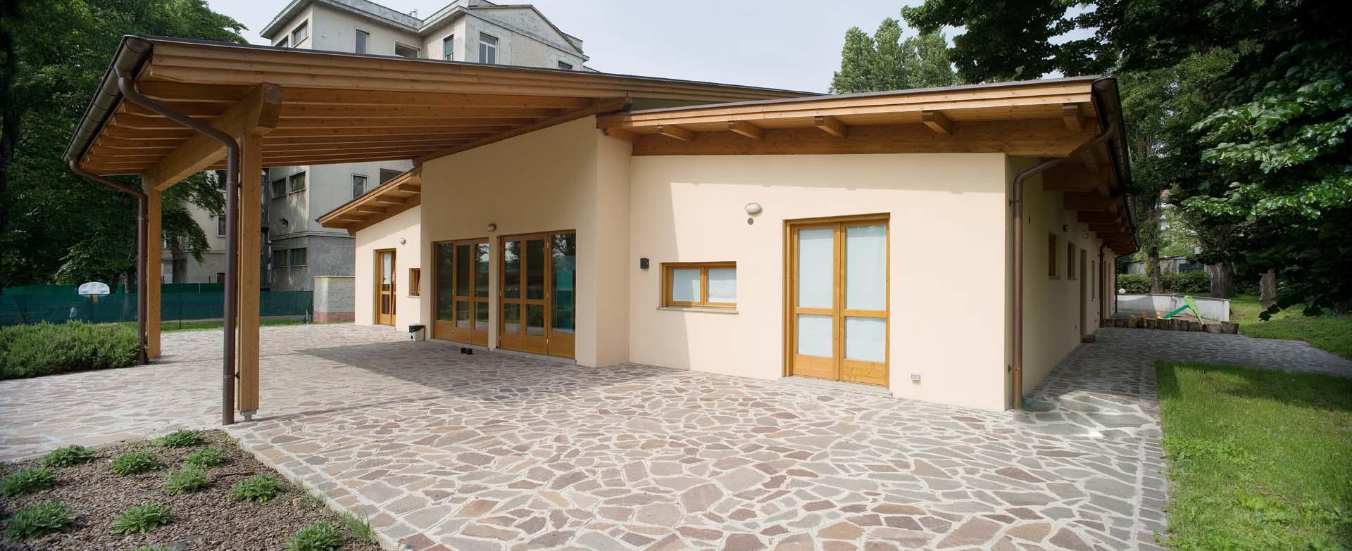 Modelli ille case in legno tecnologia esperienza ed for Casa bioedilizia o tradizionale
