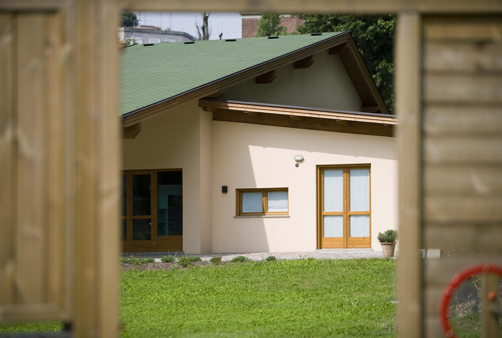 Modelli ille case in legno tecnologia esperienza ed for Casa tradizionale tedesca