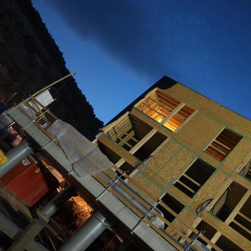Ampliaciones casas de madera ille calidad y experiencia - Casas prefabricadas ecologicas ...