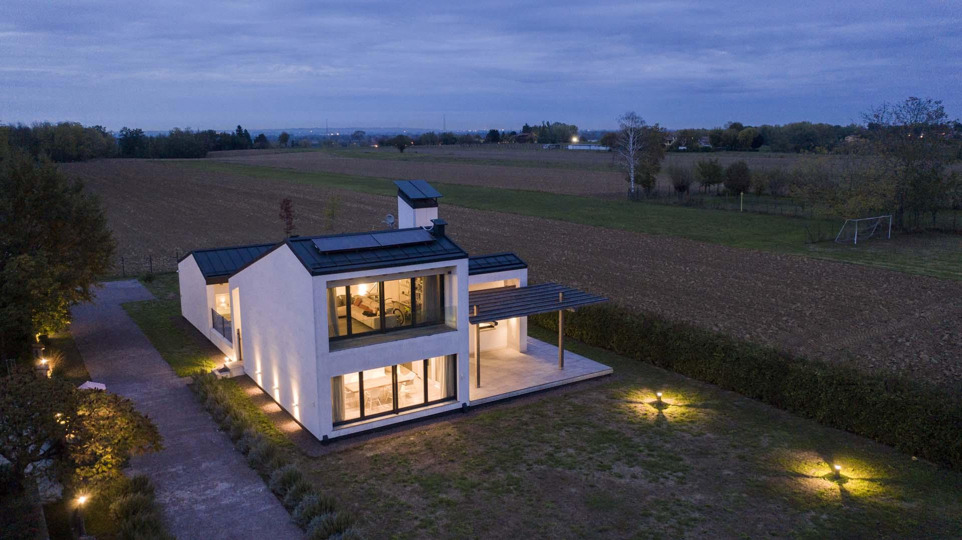 Edifici pubblici ille case in legno tecnologia for Costi dell appaltatore per la costruzione di una casa